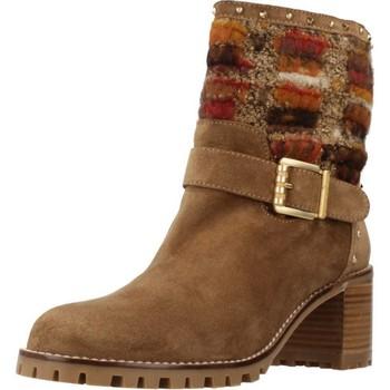 Chaussures Femme Bottes ville Sommits 5162 Marron