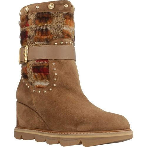 Chaussures Femme Bottines Sommits 5301 Marron