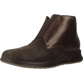 Chaussures Femme Boots Mateo Miquel 3450 2 Brun
