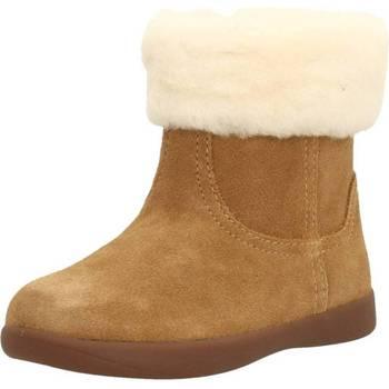 Chaussures Fille Boots UGG T JORIE II Marron