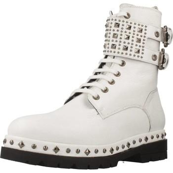 Chaussures Femme Boots Pon´s Quintana 7190 008 Blanc