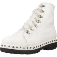 Chaussures Femme Boots Pon´s Quintana 7191 008 Blanc