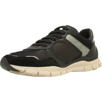 Chaussures Femme Baskets basses Geox D SUKIE Noir