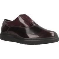 Chaussures Femme Derbies Geox D JERRICA Rouge