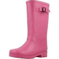 Chaussures Fille Bottes de pluie Igor W10115 Rose