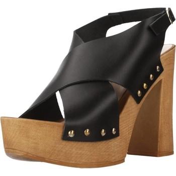 Chaussures Femme Sandales et Nu-pieds Antonio Miro 316707 Noir