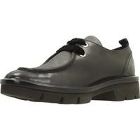 Chaussures Femme Derbies & Richelieu Geox D QUINLYNN PLUS Noir