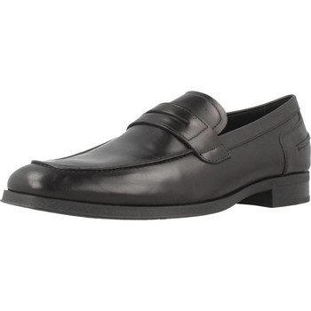 Chaussures Homme Mocassins Geox U PERICLE Noir