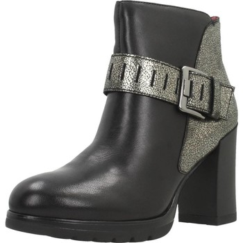 Chaussures Femme Boots Stonefly OVER 10 Noir