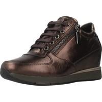 Chaussures Femme Baskets montantes Stonefly JACKIE 3 LAMINAT Brun