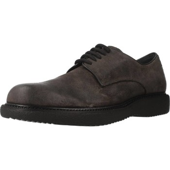 Chaussures Homme Derbies Stonefly MUSK 3 VELOUR OIL Marron