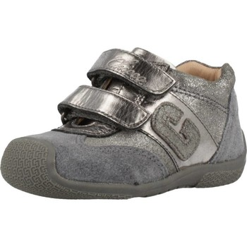 Chaussures Fille Baskets montantes Chicco GHIRLANDA Gris