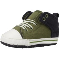 Chaussures Garçon Baskets montantes Chicco OLIVER Vert