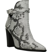 Chaussures Femme Bottines Bronx AMERICANA BOOT NAPPA Multicolore