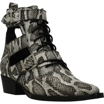 Chaussures Femme Bottines Bronx JACKY BOOT NAPPA Multicolore