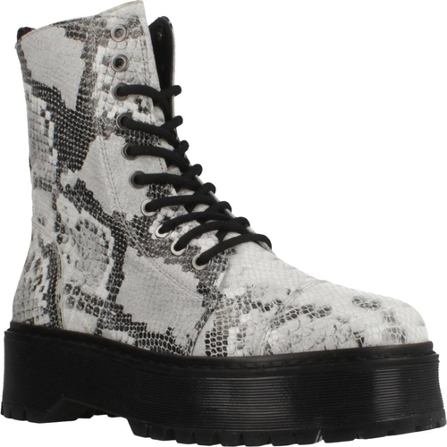 Bronx 47183p Bottines Multicolore Chaussures Femme ALq3Rj54