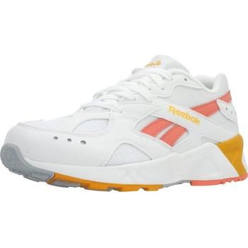 Chaussures Femme Baskets basses Reebok Sport AZTREK Blanc