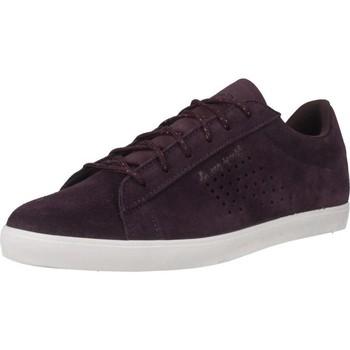 Chaussures Femme Baskets basses Le Coq Sportif AGATE PREMIUM Violet