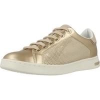 Chaussures Femme Baskets basses Geox D JAYSEN A D´or