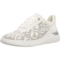 Chaussures Femme Baskets basses Geox D THERAGON Blanc
