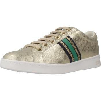 Chaussures Femme Baskets basses Geox D JAYSEN D´or
