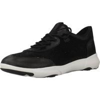 Chaussures Femme Baskets basses Geox D NEBULA X Noir