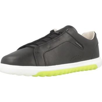 Chaussures Homme Baskets basses Geox U NEXSIDE Noir