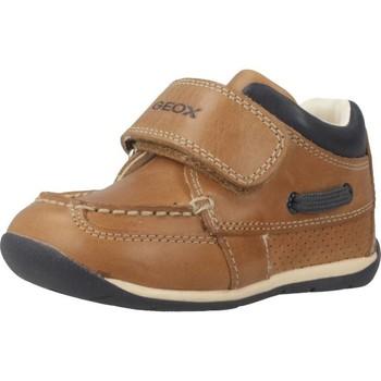 Chaussures Garçon Baskets basses Geox B EACH B. C Brun