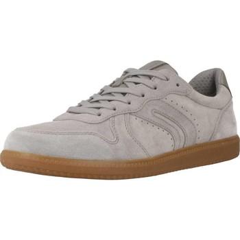 Chaussures Homme Baskets basses Geox U KEILAN Gris