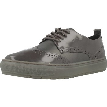 Chaussures Femme Derbies Geox D BREEDA B Brun