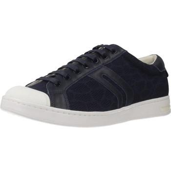 Chaussures Femme Baskets basses Geox D JAYSEN Bleu