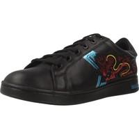 Chaussures Femme Baskets basses Geox D JAYSEN Noir
