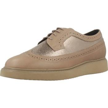 Chaussures Femme Derbies Geox D THYMAR E Brun