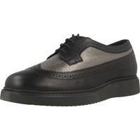 Chaussures Femme Derbies Geox D THYMAR E Noir