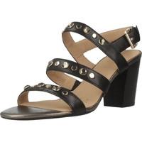 Chaussures Femme Sandales et Nu-pieds Geox D EUDORA H Noir