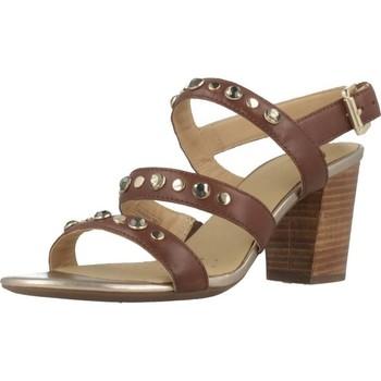 Chaussures Femme Sandales et Nu-pieds Geox D EUDORA H Marron