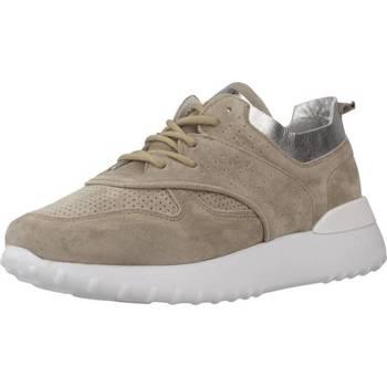 Chaussures Femme Baskets basses Alpe 4064 11 Marron