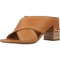 Chaussures Femme Mules Alpe 4214 15 Brun