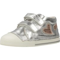 Chaussures Fille Baskets montantes Chicco D0RI4NA Argent