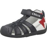 Chaussures Garçon Sandales sport Chicco GIANPIERO Bleu