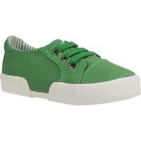 Chaussures Garçon Baskets basses Chicco GRIFFY Vert
