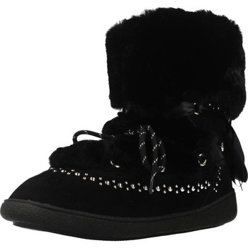 Chaussures Femme Bottes de neige Liu Jo JULIA 02 Noir