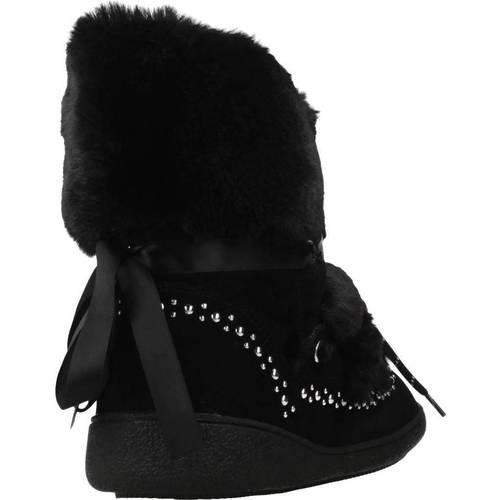 JULIA 02 Liu Jo bottes de neige femme noir