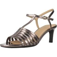 Chaussures Femme Sandales et Nu-pieds Geox D CELEINA Gris