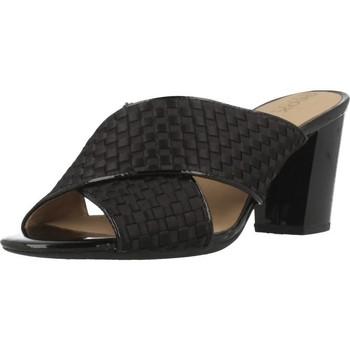 Chaussures Femme Mules Geox D EUDORA Noir