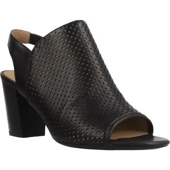Chaussures Femme Sandales et Nu-pieds Geox D EUDORA Noir