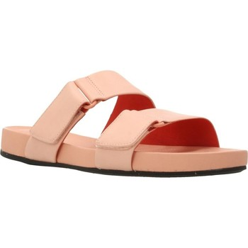 Chaussures Femme Mules Clarks 86426 Rose
