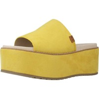 Chaussures Femme Mules Coolway CELIA 19 Jaune