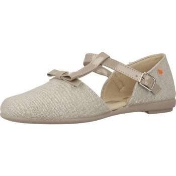 Chaussures Fille Derbies & Richelieu Vulladi 7414 605 Argent