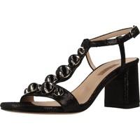 Chaussures Femme Sandales et Nu-pieds Albano 2002AL Noir